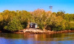 Escape Campervan in Everglades City Florida 1