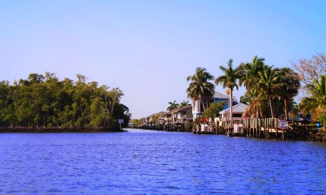 Everglade City from Airboat Ride 1