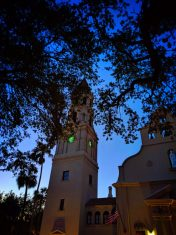Downtown at Twilight on St Augustine Ghost Tour 2