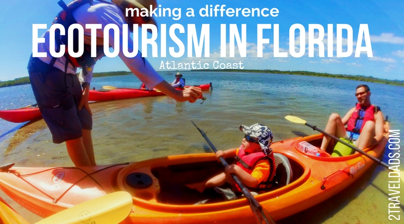 There are lots of ecotours in Florida that are perfect for learning about natural habitats with guides who are actively making a difference in their environment and impacting tourism in a positive way. 2traveldads.com