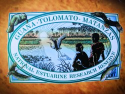 Logo GTM Research Reserve St Augustine Florida 1