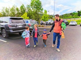 Taylor Kids at Hampton by Hilton Hood River 4