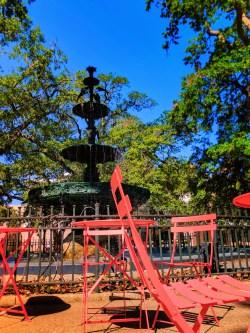Bienville Park Fountain Historic District Downton Mobile Alabama 2