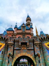 Sleeping Beauty Castle Disneyland 4