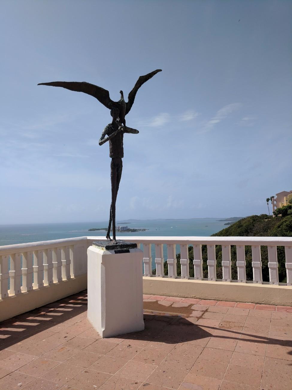 Art at El Conquistador Waldorf Astoria Puerto Rico