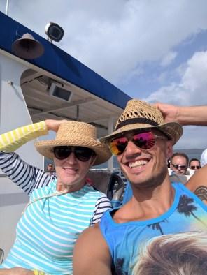 Snorkeling trip at Isla Palomina Puerto Rico