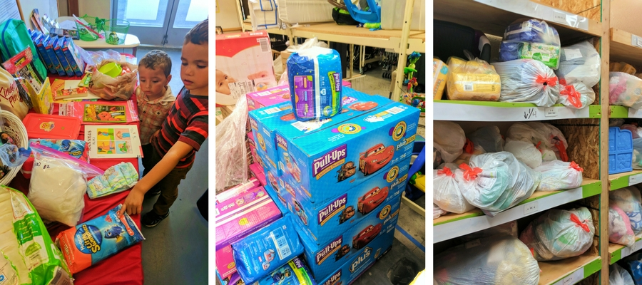 Supporting the National Diaper Bank Network: Huggies No Baby Unhugged