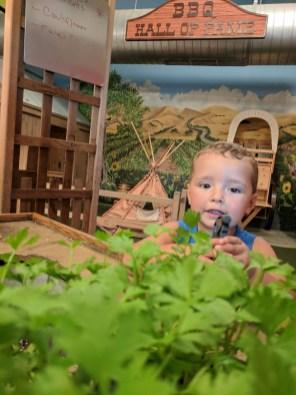 Taylor Family at Santa Maria Discovey Museum 2