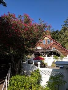 Taylor family at Apple Farm Inn San Luis Obispo 2