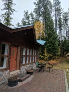 Glacier Guides Guest House Montana Raft