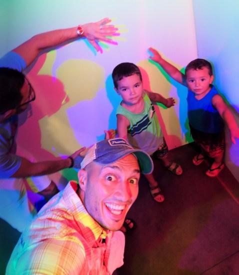 Taylor Family at Santa Maria Valley Discovery Center 1