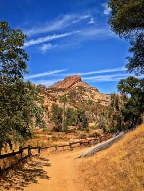 Craggy Peaks in Pinnacles National Park 1