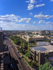 View of Downtown Tempe 1
