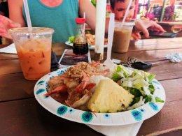 Big Wave Shrimp Food Truck