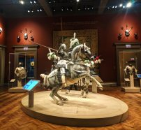 Suits of Armor at Art Institute of Chicago 1