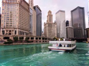 Wendella Boats Chicago River Architecture Boat Tour Downtown Chicago 2