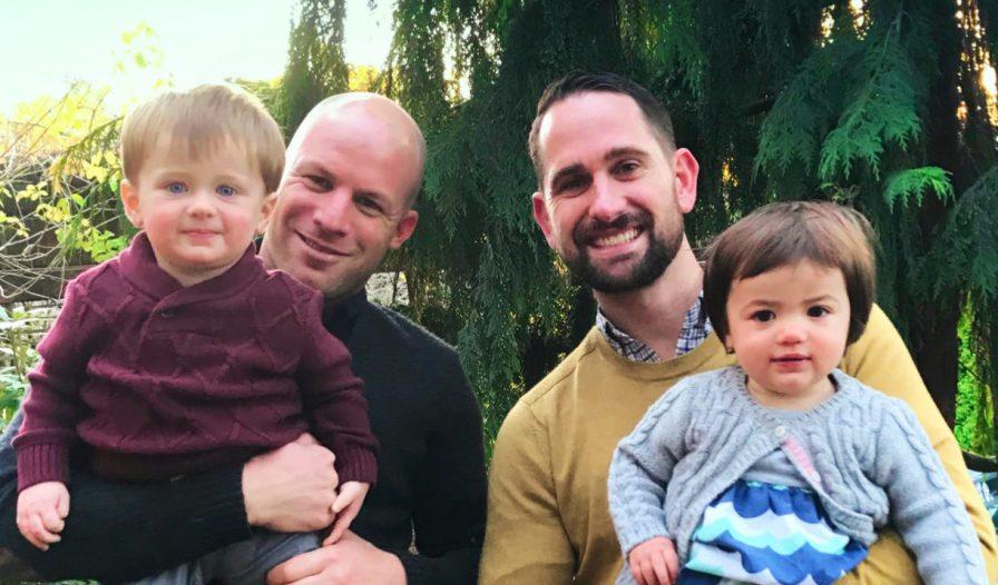 Andrew LaBadie Family 2TD writing team