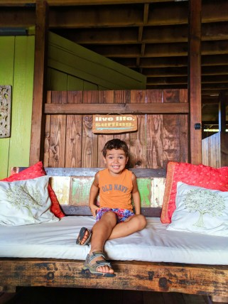 Taylor Family at AirBNB Haleiwa North Shore Oahu 5