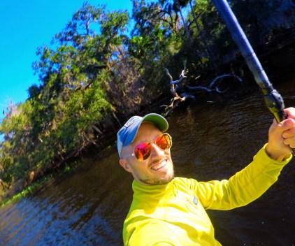 Paddleboarding Blue Spring State Park Paddleboard Orlando 2