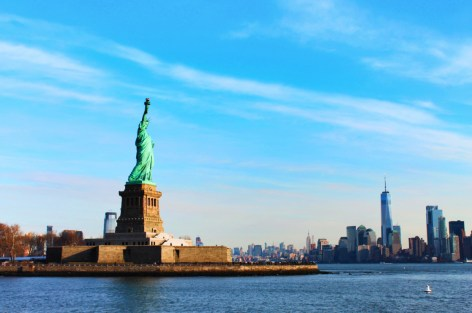 Statue of Liberty from Liberty Cruises Ship New York City 7