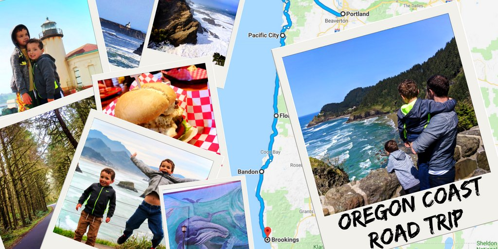 The rugged coastline of an Oregon Coast road trip is the perfect American vacation plan. From Portland and hiking in the city to the relaxed southern coast, driving the Oregon Coast is an ideal travel plan. 2traveldads.com