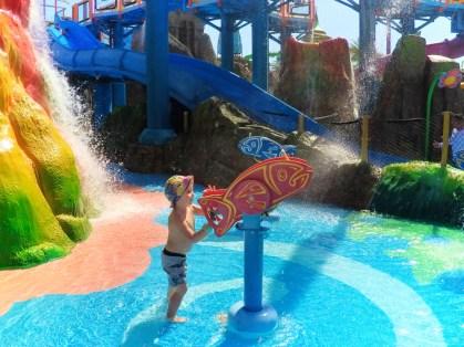 Taylor Family ini kid zone at Universal Volcano Bay Water Theme Park Orlando 2