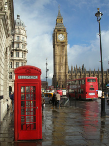 Wanderlust Wednesday: London Calling