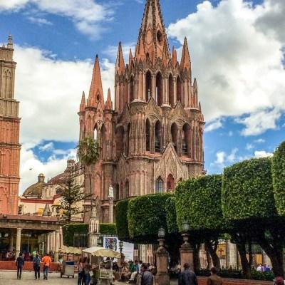 San Miguel de Allende & Guanajuato