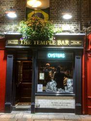 Temple Bar - downtown Dublin
