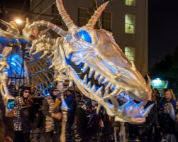 Dragon of Shandon Parade