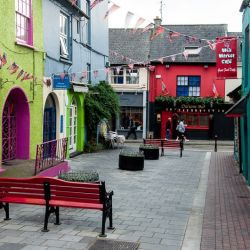 Colorful and charming Kinsale