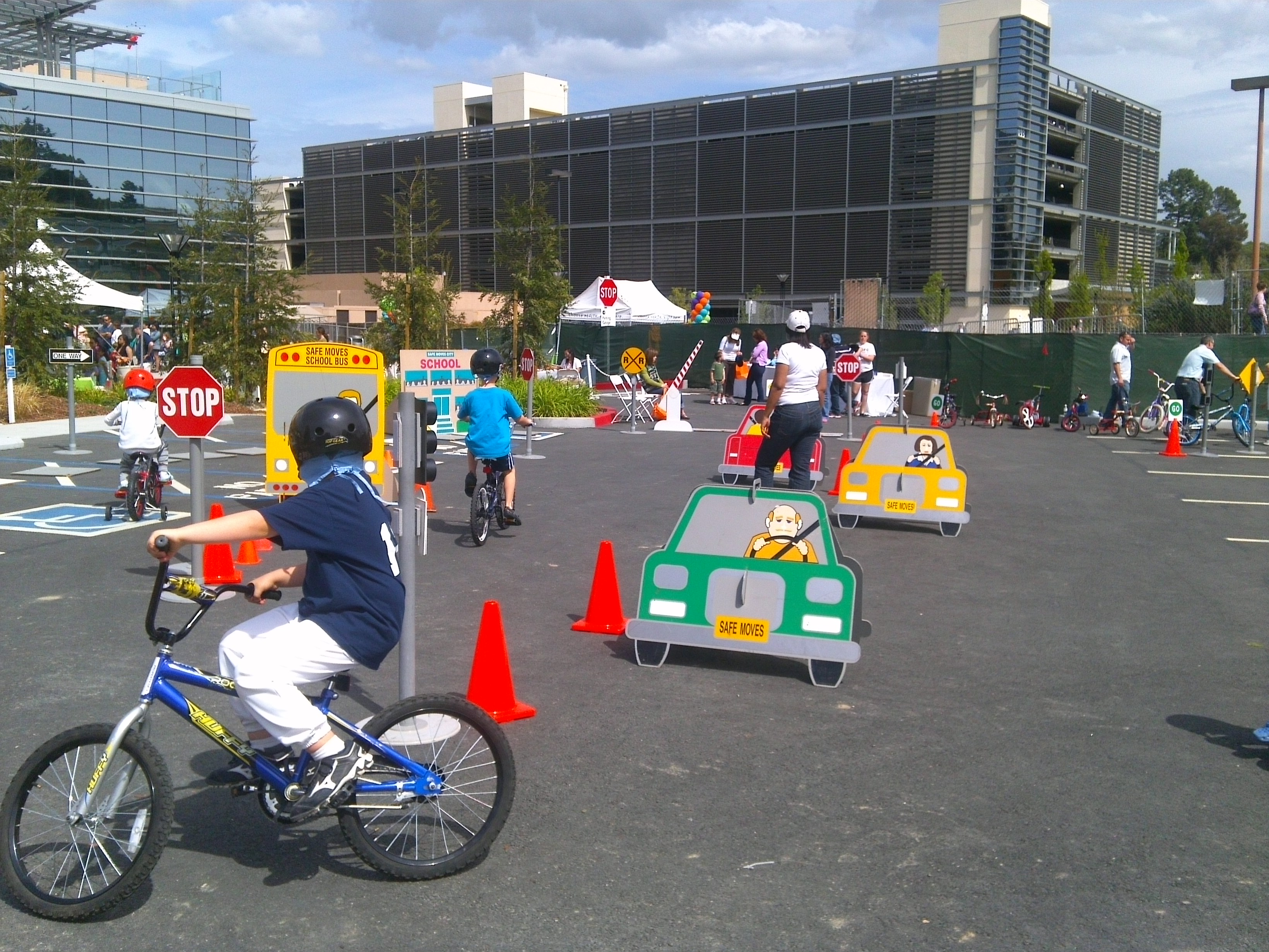 Bicycle Rodeos A Fun Way To Introduce Kids To Bike Safety