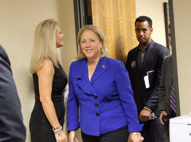 A Baton Rouge judge has dismissed a lawsuit challenging U.S. Sen. Mary Landrieu's residency in court. (Diana Samuels, NOLA.com | The Times-Picayune)