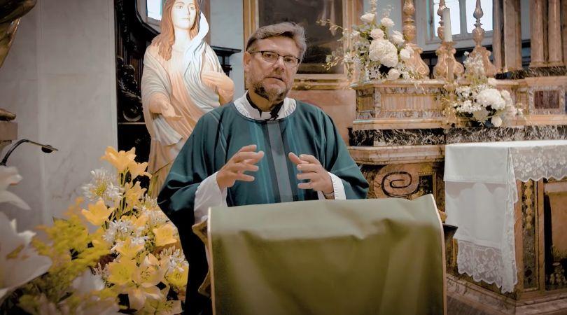 photo:  Msgr. Craig Harrison (churchmilitant.com)