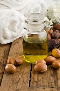 Argan Oil can be used to moisturize skin and condition hair