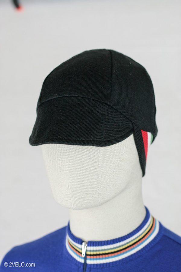 Vintage style winter cycling cap – 2velo-1314