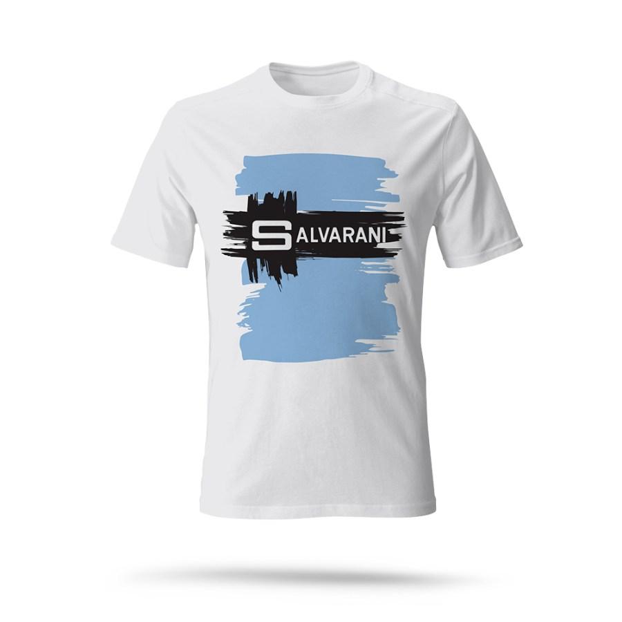 Salvarani cotton t shirt - cycling team - 2velo