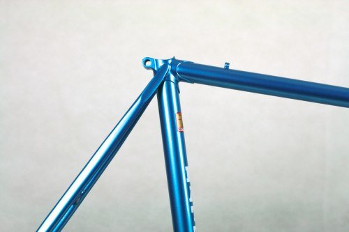 BATTAGLIN Los Angeles - frame and fork, Columbus SLX
