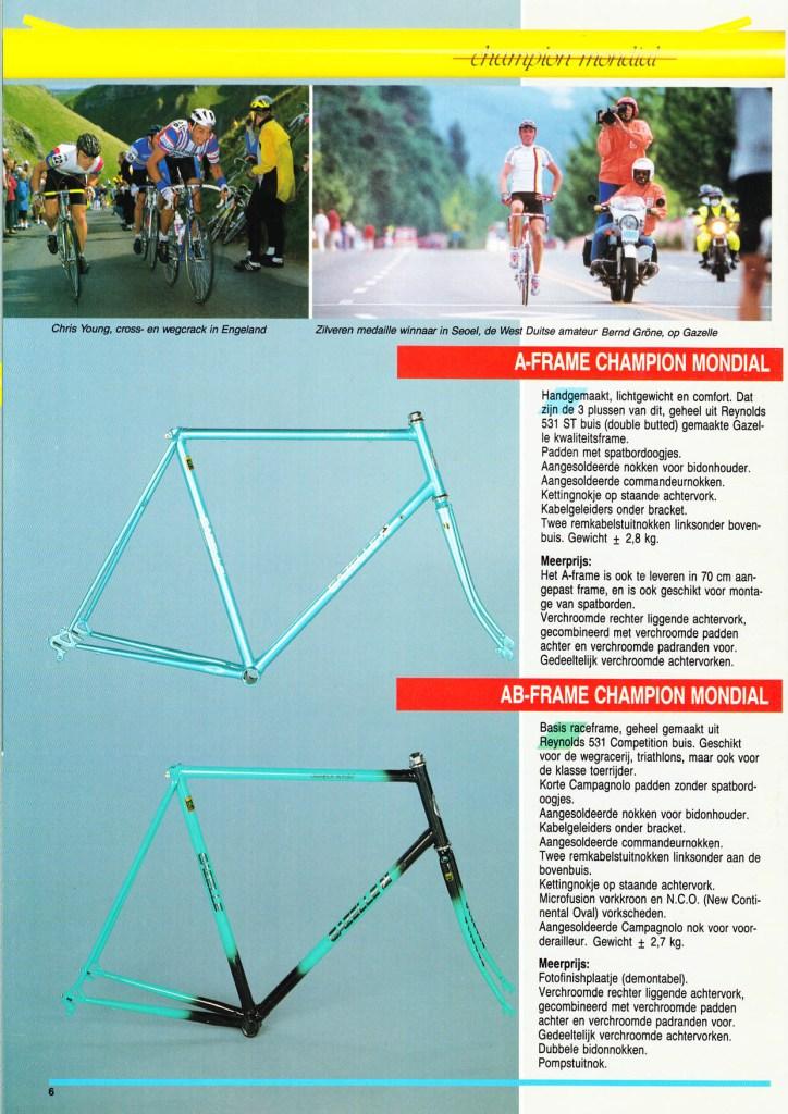 06_ Champion Mondial_ A-Frame_ AB-Frame