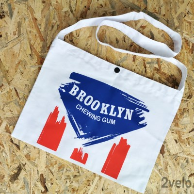 Brooklyn Musete cycling bag vintage style