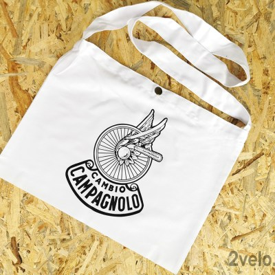Cambio Campagnolo Musete cycling bag vintage style