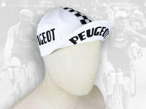 Peugeot cotton cycling cap 2VELO