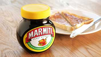 Removal of Marmite makes Brexit all worthwhile