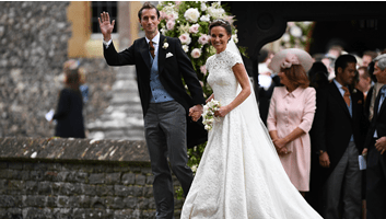 Post image for Daily Mail readers wank themselves to death during Pippa Middleton's wedding