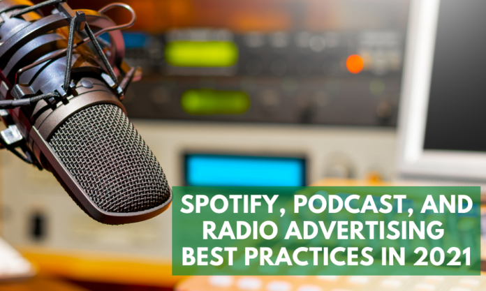 Spotify, Podcast, and Radio Advertising Best