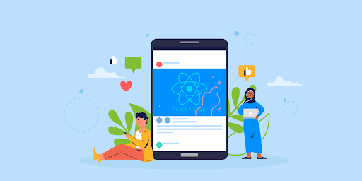 7 benefits of using react native technology in social media apps