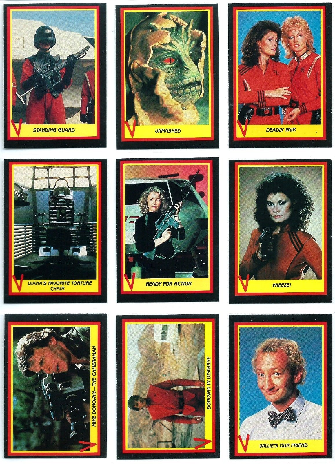 Trading Cards 2 Warps To Neptune