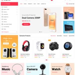 Купить сайт электроники