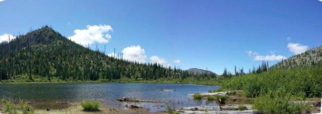 Ghost Lake.