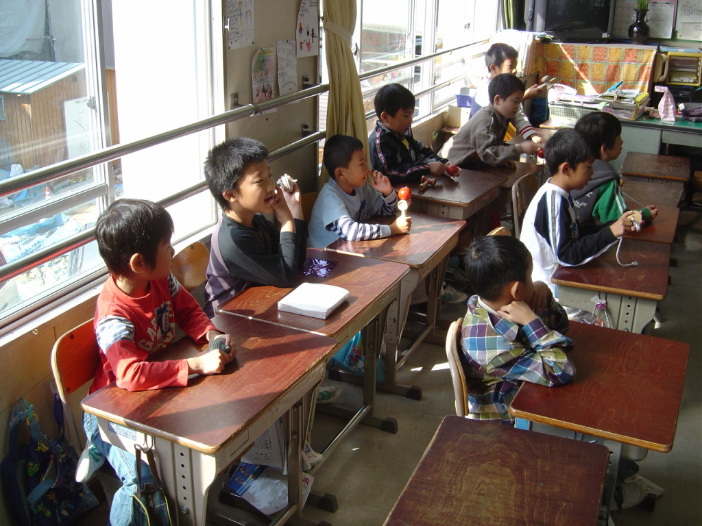 What Can Japan Teach Us About Teaching